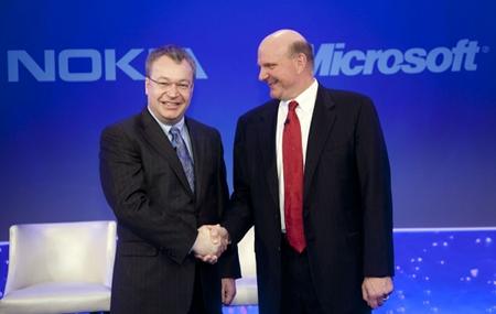 Ya hay acuerdo definitivo entre Nokia y Microsoft