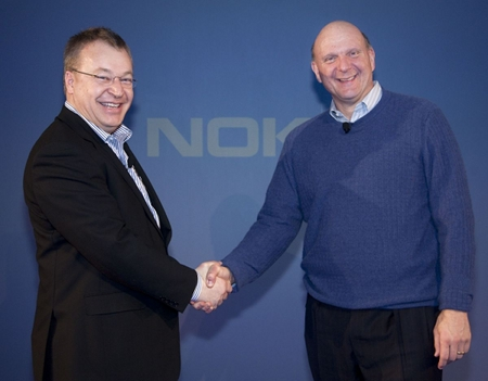 Nokia se lleva fuera el desarrollo de Symbian