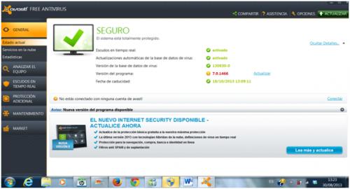 Cómo instalar un antivirus