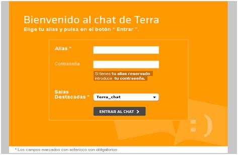Terra Chat Venezuela