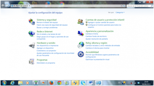 Cómo desinstalar programas en Windows 7