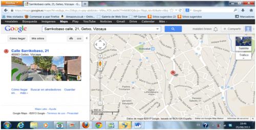 Cómo saber la ruta entre dos lugares con Google Maps