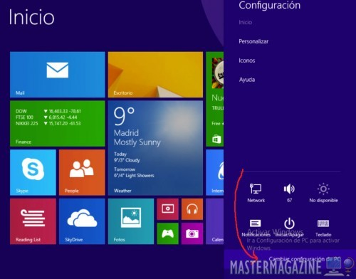 Cómo configurar hotmail / Outlook en Windows 8