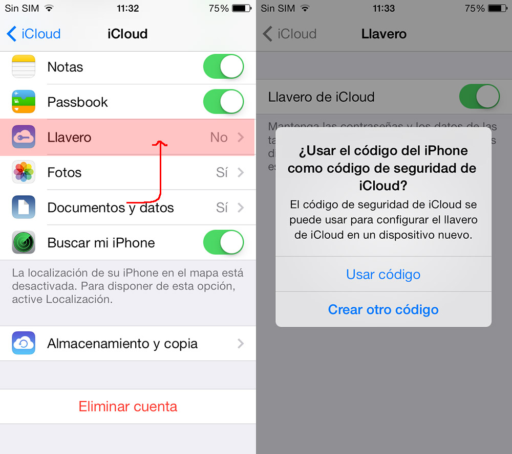 how to change apple id on iphone 5s for icloud