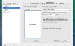 Disco de arranque de Mac OS X en una tarjeta SD