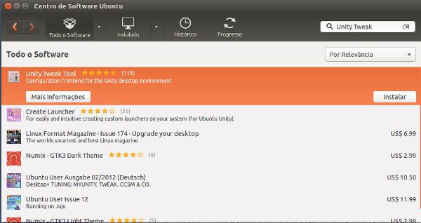 Otra vía de personalizar el entorno de escritorio de Ubuntu