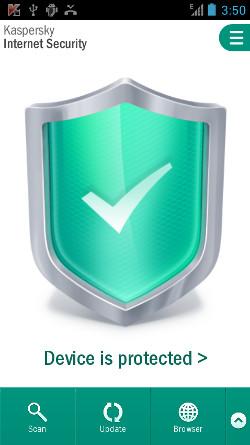 Kaspersky es un ejemplo de compañía de seguridad que dispone de productos para el mundo móvil