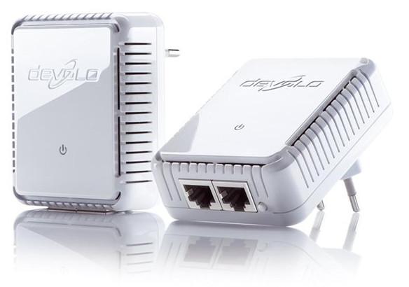 PLCs de Devolo, una de las marcas que fabrica dispositivos de este tipo