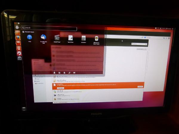 Podemos añadirle nuevas aplicaciones al sistema como LibreOffice