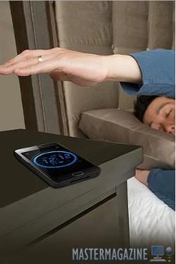 Así podemos parar el despertador con Wave Alarm