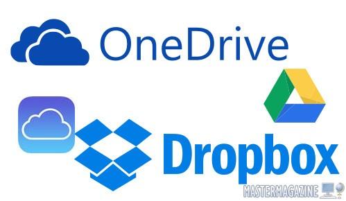 Mejorar la Seguridad en la Nube (Dropbox, Google Drive, iCloud…)