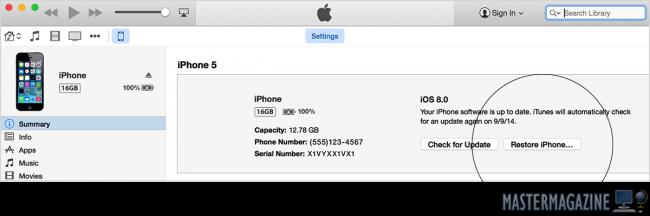 Cómo cambiar el IMEI del iPhone 4S y 4