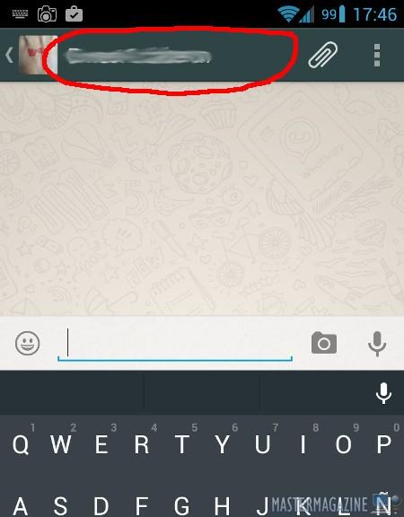 Cómo Ver la Imagen de Perfil de un Contacto en WhatsApp