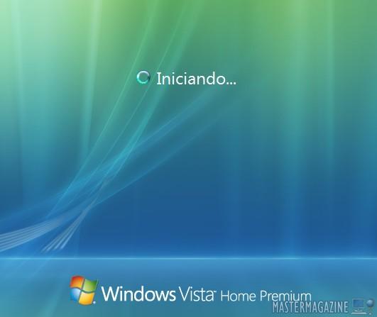 Imagen Iniciando Windows Vista