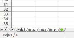 ¡No veo ni puedo imprimir mis hojas de cálculo en LibreOffice!