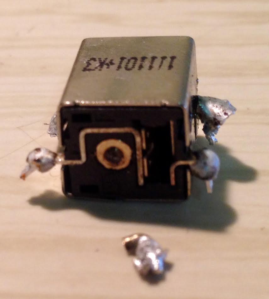 Conector Roto.