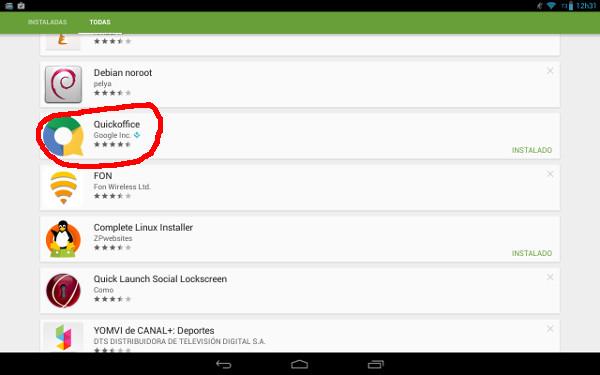 Cómo instalar apps Android que ya no están disponibles en Play