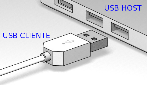 USB Host y cliente