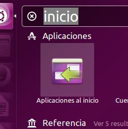 Como cargar de forma automática aplicaciones en sesión de Ubuntu