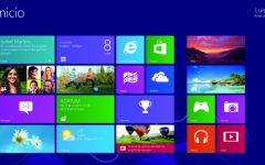 Menú de 'tiles' de Windows 8.x en Windows 10