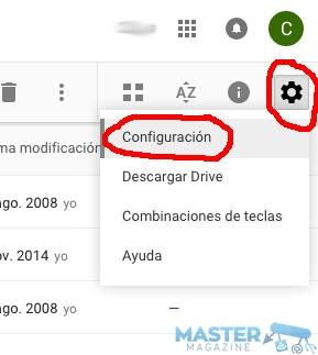 Como saber qué aplicaciones acceden Google Drive