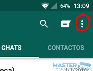 Eliminar el doble check azul al leer mensajes en WhatsApp
