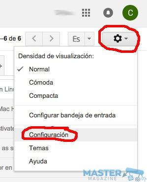 Cómo aplicar un tema visual en Gmail