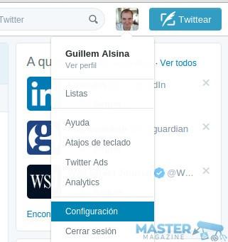 Cómo activar el Timeline resumen en Twitter