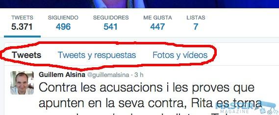 Twitter para novatos: cómo entender el perfil
