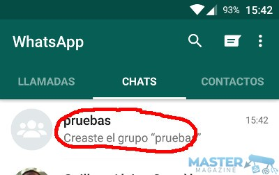 WhatsApp: Cómo nombrar administradores en un grupo