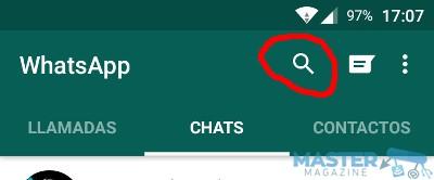 Priorizar mensajes de WhatsApp sobre otros