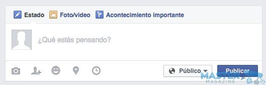 Controlar quién ve nuestras publicaciones en Facebook