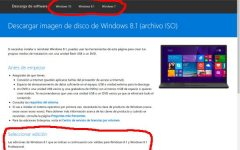 Descargar ISO legal de Windows 7, 8 o 10