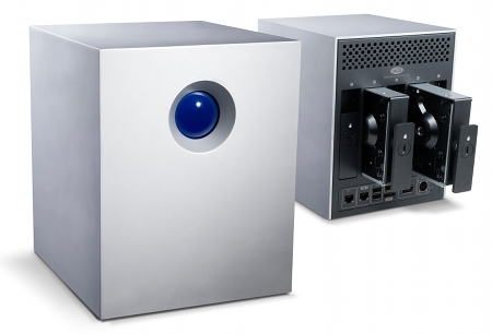 LaCie 5big Storage Server especial para PYMES