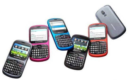 One Touch 803: para redes sociales