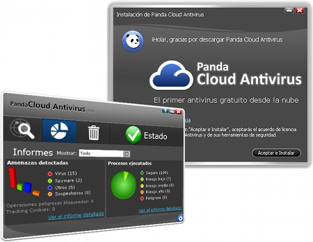 Panda Security lanza nueva versión beta de su antivirus en la nube