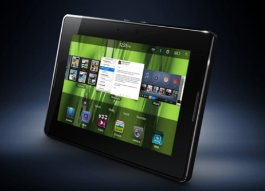 BlackBerry PlayBook a mitad de año en América Latina