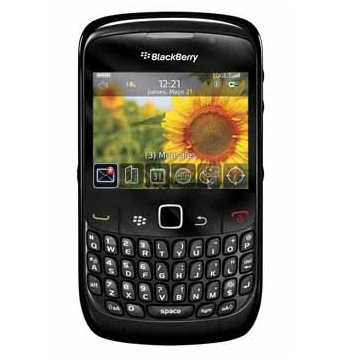BlackBerry Curve 8520 en Latinoamérica
