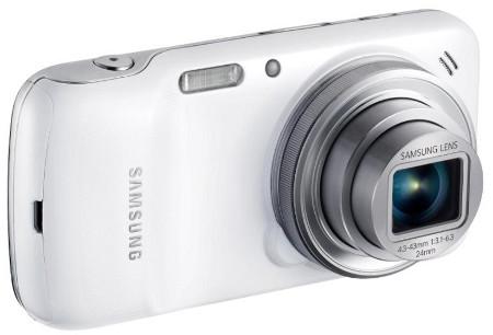Samsung presenta el teléfono-cámara Galaxy S4 Zoom