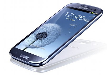 Samsung Galaxy S3, uno de los últimos smartphones