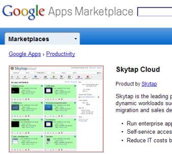 Google tiene su tienda de aplicaciones ahora también para desarrolladores