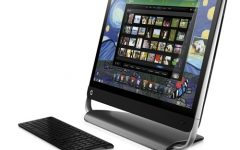 La primera PC All-in-One de 27 pulgadas de HP