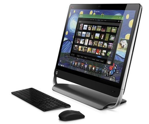 La primera PC All-in-One de 27 pulgadas de HP