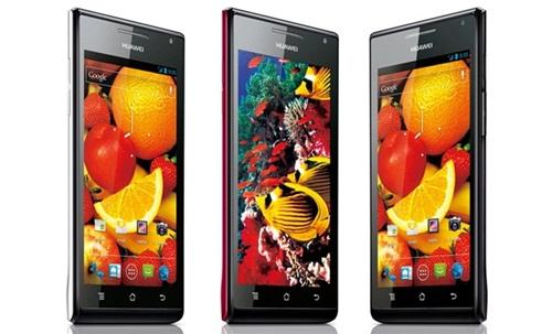 Huawei adelanta lo que será el smartphone más delgado del mundo
