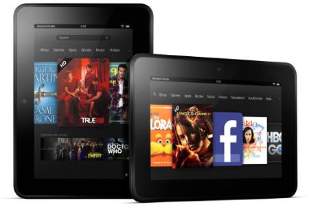 """El nuevo Kindle HD de 7"""""""