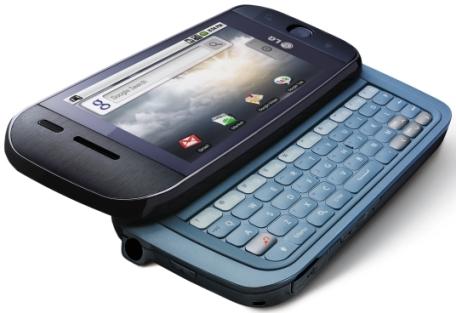 LG suma Android a sus filas