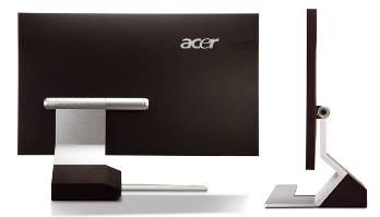 Eco-monitores Acer: cuidado del medioambiente
