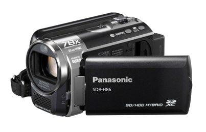 Nueva línea de videocámaras de Panasonic