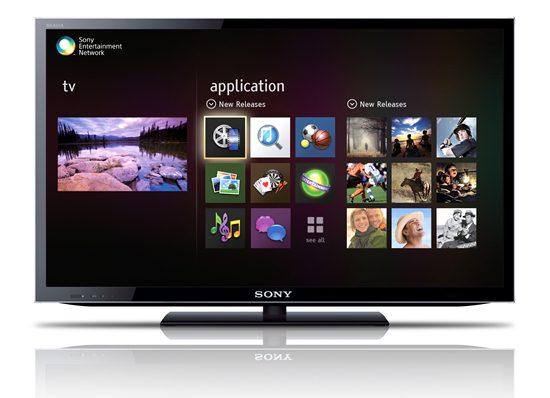 Nuevos modelos LCD y LED de Sony