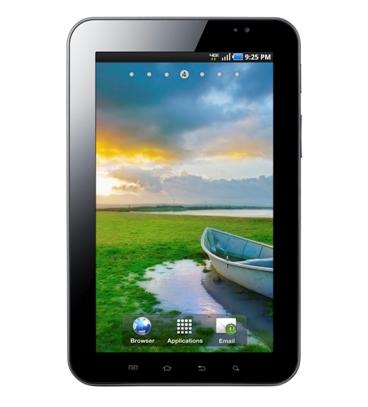 Samsung y su Galaxy Tab LTE 4G